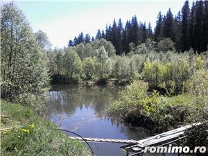 inchiriez  vila ,7camere, pentru relaxare  in natura la munte IN BUCOVINA - imagine 7