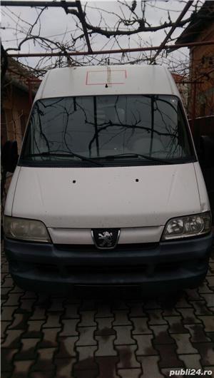 Peugeot Boxer - imagine 1