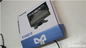 Monitor auto Ampire rvm 072 , alimentare 12/24 v 7 inchi 17,7 cm pt  Camera marsarier  - imagine 4