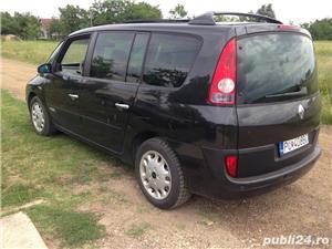 Renault Espace 3.0 dci Automatic Panorama Familiar  - imagine 5