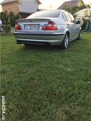 BMW 318D - imagine 2