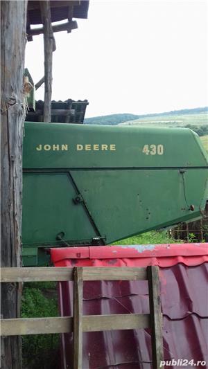 John deere 430 - imagine 1