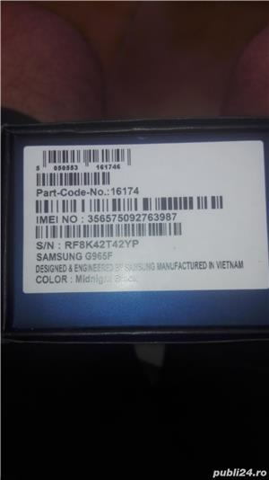Samsung S9+ - imagine 2