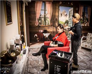 CinemaSalon inchiriaza post coafor, camera mani/ped,masaj, post frizerie si cosmetica complet utilat - imagine 3