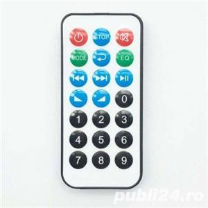 Bluetooth mp3 decoder WMA FLAC de pe USB stick si card microSD cu radioFM - imagine 5