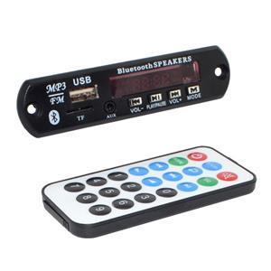 Bluetooth mp3 decoder WMA FLAC de pe USB stick si card microSD cu radioFM - imagine 1
