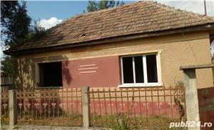 Casa de vanzare cu teren - imagine 1