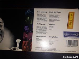 Jazz Greats 6 CD - imagine 2