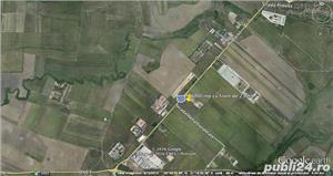 De vanzare teren pentru hala,  P+2E, POT 55%,  situat la 120 m de soseaua judeteana - imagine 1