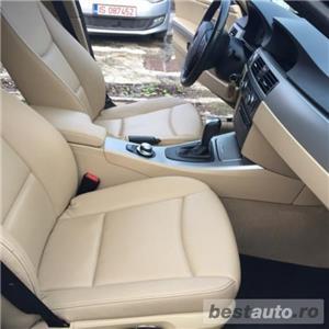 vAND BMW 320 ,fab. 2008, Cutie AUTOMATA , Piele, NAVIGATIE MARE , DUBLU CLIMATRONIC, etc - imagine 7