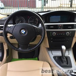 vAND BMW 320 ,fab. 2008, Cutie AUTOMATA , Piele, NAVIGATIE MARE , DUBLU CLIMATRONIC, etc - imagine 8
