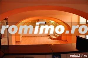 Sagului,spațiu comercial,centrală și clima,la demisol,cu geamuri PVC,f avantajos - imagine 2