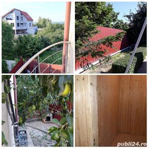Vila-piscina Mihailesti-la strada-toate dotarile-afacere - imagine 8