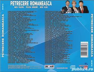 Petrecere Romaneasca -Mp3 - imagine 2