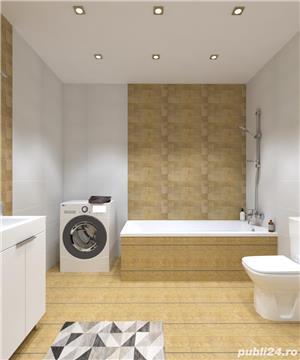 Apartament 3 Camere, 65.000 Euro, 86mp, bloc nou, Leonida - imagine 2