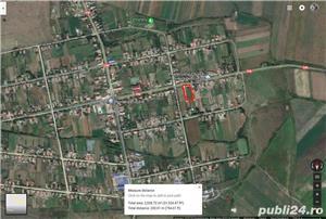 Teren 2929mp teren intravilan cu loc de casa, in comuna Livezile, judetul Timis - imagine 4