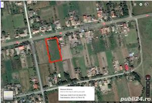 Teren 2929mp teren intravilan cu loc de casa, in comuna Livezile, judetul Timis - imagine 3