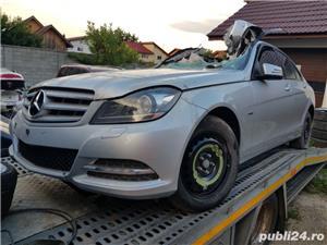 Dezmembrez Mercedes C 200 CDI - imagine 1