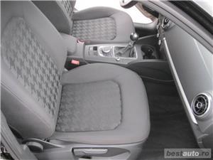 Audi A3 Limuzina clean diesel EURO6 NAVI Xenon LED 09.2015 - imagine 9