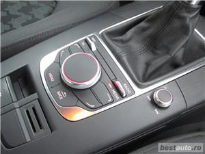 Audi A3 Limuzina clean diesel EURO6 NAVI Xenon LED 09.2015 - imagine 10