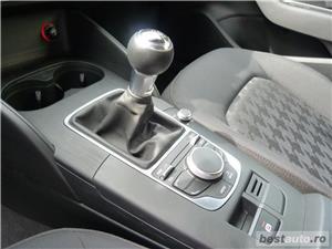 Audi A3 Limuzina clean diesel EURO6 NAVI Xenon LED 09.2015 - imagine 12