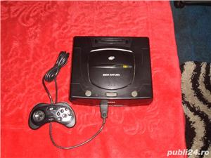 Sega Saturn Modat +20 Jocuri +accesorile aferente (schimb) - imagine 3