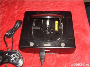 Sega Saturn Modat +20 Jocuri +accesorile aferente (schimb) - imagine 4