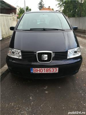 Seat Alhambra - imagine 4
