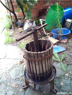 Vand press+:storcator la 500 ron - imagine 1