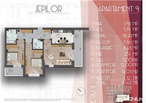 Berceni-Drumul Gazarului , apartament 3 camere ,MUTARE IMEDIATA  ! - imagine 7