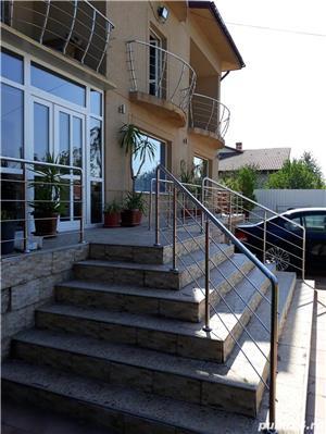 Vila-piscina Mihailesti-la strada-toate dotarile-afacere - imagine 10