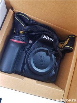 Nikon d7100+garantie+obiectiv 55-200 - imagine 3
