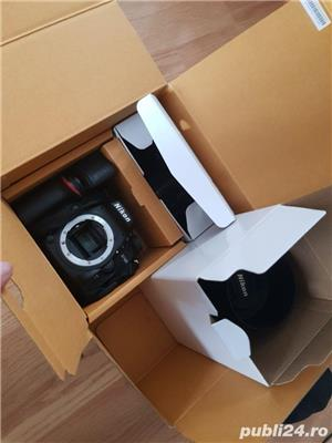 Nikon d7100+garantie+obiectiv 55-200 - imagine 5