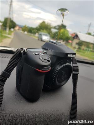 Nikon d7100+garantie+obiectiv 55-200 - imagine 2