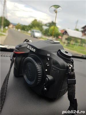 Nikon d7100+garantie+obiectiv 55-200 - imagine 1