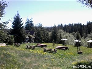 inchiriez  vila ,7camere, pentru relaxare  in natura la munte IN BUCOVINA - imagine 4
