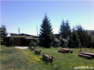 inchiriez  vila ,7camere, pentru relaxare  in natura la munte IN BUCOVINA - imagine 5