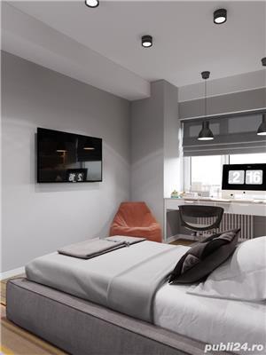 Apartament 2 camere, model open space, HIMSON, Metalurgie - imagine 9