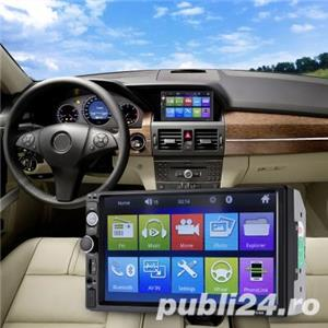 "Auto Player ecran7""HD Touchscreen Bluetooth RadioUSB,Camera,Mp3,Mp4 AutoVideo Player ecran7""HD  - imagine 2"