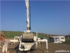 inchiriere pompa beton - imagine 5