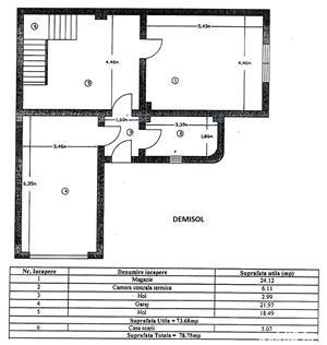 (114) Vila langa Pitesti - imagine 7