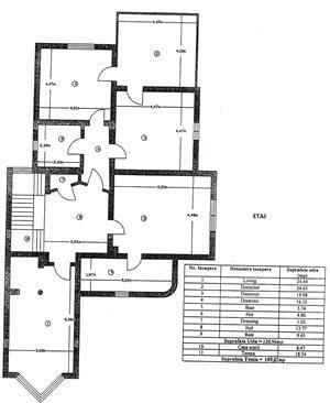 (114) Vila langa Pitesti - imagine 9
