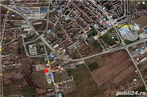 Inchiriez teren intre 500 mp si 2700 mp , langa centura Oradea ( nufarul ) - imagine 1