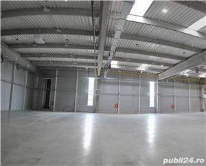 Spatiu industrial de inchiriat 1360 m2 - 4 Eur/ m2 - imagine 3