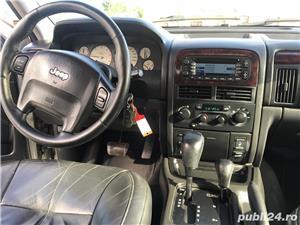 Jeep Grand Cherokee adaptat pt persoane cu handicap ! - imagine 5