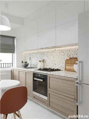 Apartament 2 camere, model open space, HIMSON, Metalurgie - imagine 5