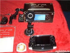 Sony PSP NOU LA CUTIE + filme si jocurii diferite accesori (schimb) - imagine 4