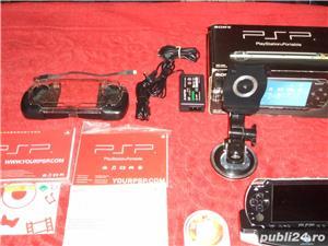 Sony PSP NOU LA CUTIE + filme si jocurii diferite accesori (schimb) - imagine 6