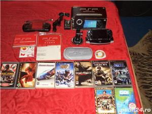 Sony PSP NOU LA CUTIE + filme si jocurii diferite accesori (schimb) - imagine 1