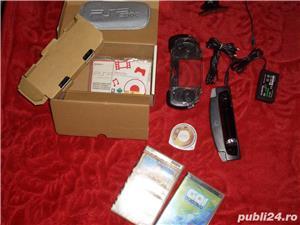 Sony PSP NOU LA CUTIE + filme si jocurii diferite accesori (schimb) - imagine 8